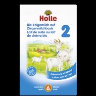 Bio kozie mlieko 2 (od ukončeného 6 mesiaca) Holle