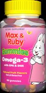 Omega-3 Gummies pre deti Treehouse