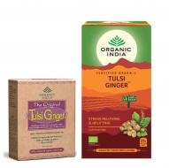 TULSI GINGER čaj