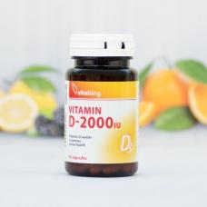 Vitamín D3-2000 Vitaking