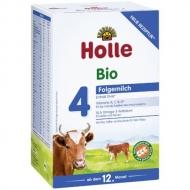 HOLLE BIO 4 dojčenské mlieko (od 12 mesiaca)