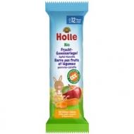 HOLLE Ovocná bio tyčinka jablko-mrkva od 12. mesiaca