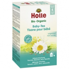 HOLLE organický čaj pre deti od 4 mesiaca