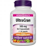 UltraCran 500 mg BONUS Webber Naturals