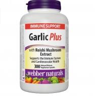 Garlic Plus Webber Naturals