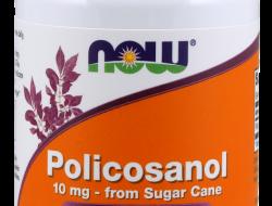 Policosanol 10 mg Now Foods