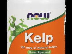 Kelp 150 mcg Now Foods