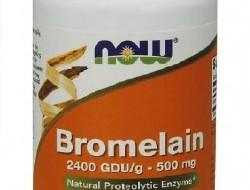 Bromelain 500 mg Now Foods
