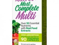 Most Complete Multi men´s 50+ Webber Naturals