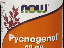 Pycnogenol 60 mg Now Foods