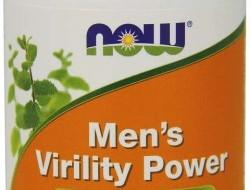 Men´s Virility Power Now Foods
