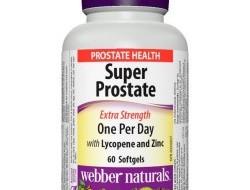 Super Prostate Webber Naturals