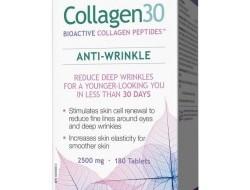 Collagen30 anti wrinkle 2500 mg Webber Naturals