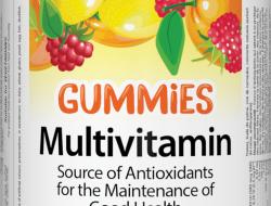 Multivitamin Gummies Webber Naturals