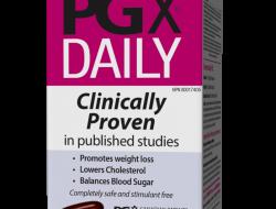 PGX DAILY Webber Naturals