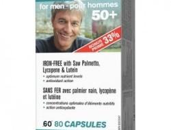 Multi Sure for men 50+ Webber Naturals