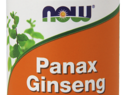Panax Ginseng 500 mg Now Foods