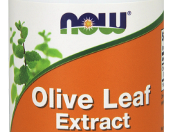 Olive Leaf Extract 500 mg Now Foods