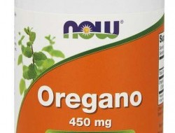 Oregano 450 mg Now Foods