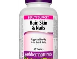 Hair, Skin, Nails Webber Naturals