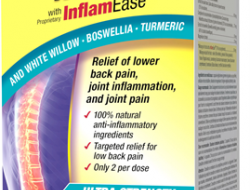 Osteo Back Pain Relief Webber Naturals