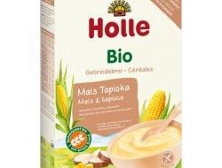 HOLLE bio kukuričná kaša s tapiokou (od 4. - 5. mesiaca)