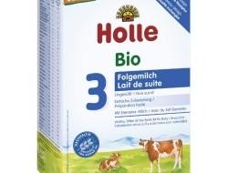 HOLLE BIO 3 dojčenské mlieko (od 10 mesiaca)