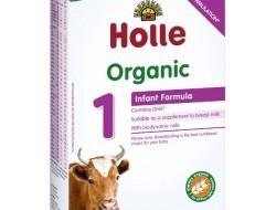HOLLE BIO 1 dojčenské mlieko (od narodenia)