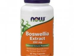 Boswellia extract 250 mg Now Foods