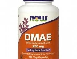 DMAE 250 mg Now Foods
