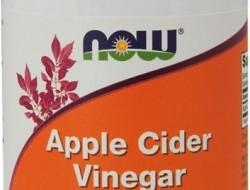 Apple Cider Vinegar 450 mg Now Foods