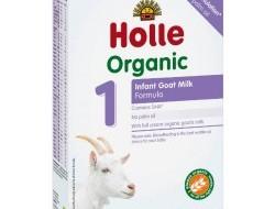 HOLLE BIO 1 kozie dojčenské mlieko (od narodenia)