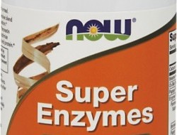 Super Enzymes Now Foods
