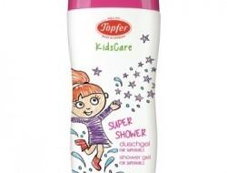 Topfer sprchový gél pre dievčatá 200 ml