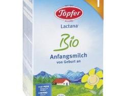 Topfer Lactana Bio 1 (od narodenia)