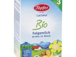 Topfer Lactana Bio 3 (od ukončeného 10. mesiaca)