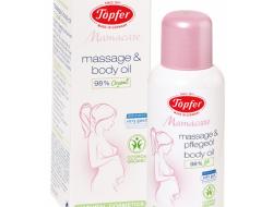 Topfer masážny telový olej