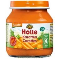 HOLLE detská výživa mrkva od 4 mesiaca