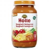 HOLLE detská výživa Spaghetti Bolognese (od ukončeného 8 mesiaca)