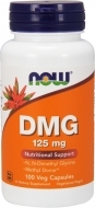 DMG 125 mg Now Foods