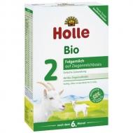 HOLLE bio kozie mlieko 2 (od ukončeného 6 mesiaca)