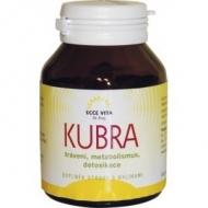 Kubra - Trávenie, metabolizmus, detoxikácia