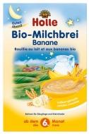 HOLLE celozrnná mliečna kaša s banánom (od ukončeného 6 mesiaca)