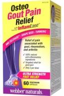 Osteo Gout Pain Relief Webber Naturals