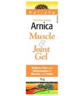 Arnika gél na bolesť svalov a kĺbov 75 g Holista