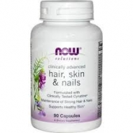 Hair, Skin and Nails Now Foods