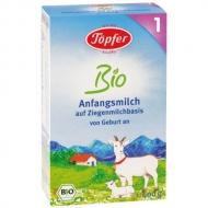 Topfer bio kozie mlieko 1 (od narodenia)