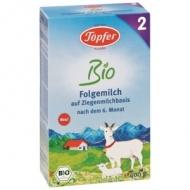 Topfer kozie mlieko 2 (od ukončeného 6. mesiaca)