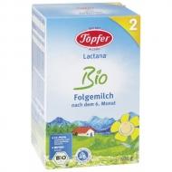 Topfer Lactana Bio 2 (od ukončeného 6. mesiaca)
