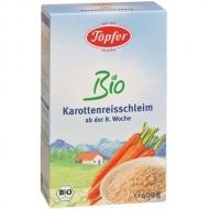 Topfer diétna ryžová kaša s mrkvou od 8. týždňa
